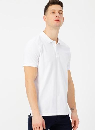 Limon Company Limon Beyaz Polo T-Shirt Beyaz